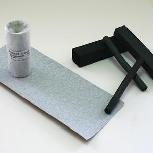 Abrasive material