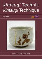 Book: kintsugi Technik - kintsugi Technique