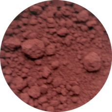 Iron oxide, red for bengara urushi