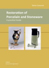 Restoration of Porcelain and Stoneware (brochure - English)