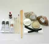 KINTSUGI repair kit | profi equipment - with powder gold