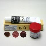 Red lacquer - (Bengara urushi)
